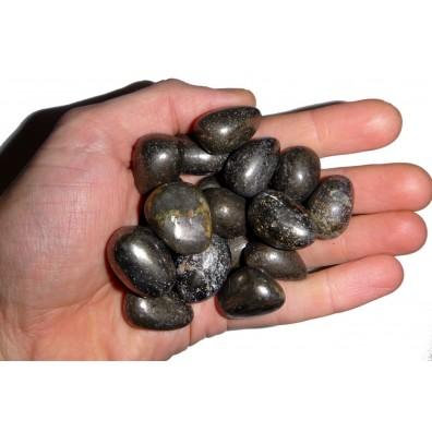 Pyrit - tromlovaný