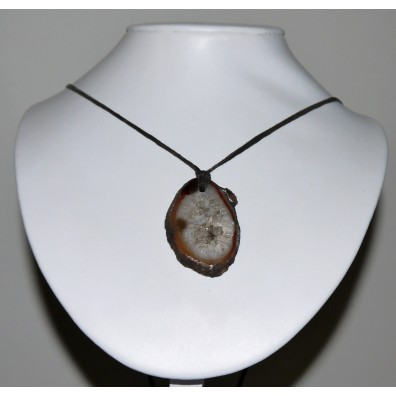 pendant from agate