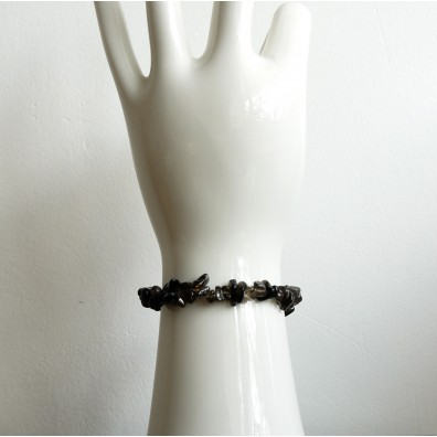 Bracelet - smoky quartz