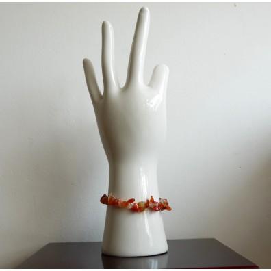 Bracelet - carnelian